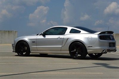 Ford : Mustang GT Premium 14 mustang gt roush exhaust 20 kmc nitto 16 k mi sct tuner not saleen gt 350 boss
