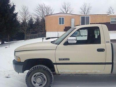Dodge : Ram 2500 SLT 1996 dodge ram