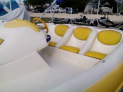 1997 16ft sea ray jet boat
