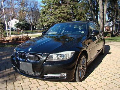 BMW : 3-Series 335xi 2009 bmw 335 xi awd low mileage clean