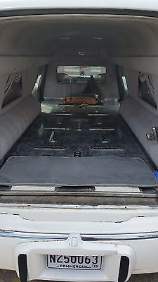 Lincoln : Town Car Lincoln Hearse
