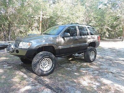 Jeep : Grand Cherokee Laredo Sport Utility 4-Door 1999 jeep grand cherokee 6.5 lift winch bumper with winch