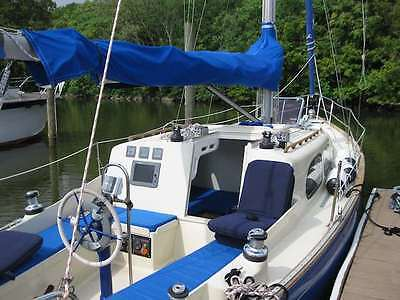 Sailboat with ALL NEW Components Needs New Owner: 1964 FullyRestored Islander 32