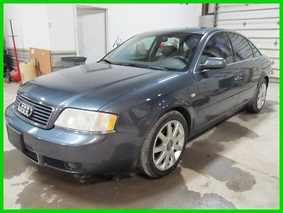 Audi : A6 2.7T S-Line 2004 2.7 t s line used turbo 2.7 l v 6 30 v automatic as is