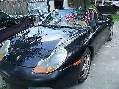 Porsche : Boxster s 2000 porsche boxster