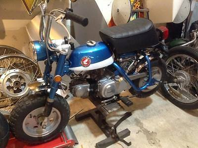 Honda: Other 1970 honda z 50 ak 2 mini trail