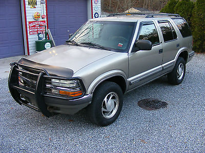 1999 Chevy Blazer Cars for sale