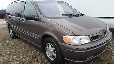 Oldsmobile : Silhouette GL Mini Passenger Van 4-Door 2000 oldsmobile silhouette gl mini passenger van 4 door 3.4 l handicap equip