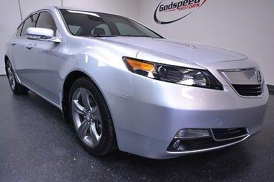 Acura : TL Tech AWD 2012 acura tl tech awd factory warranty