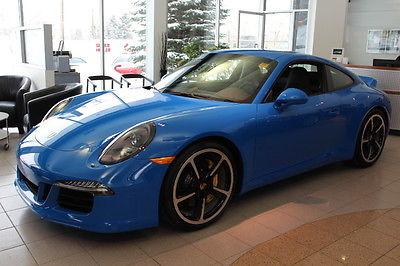 Porsche : 911 Carrera 2 S 2015 991 c 2 s 430 hp powerkit pts voodoo blue 7 sp m pccb sp design msrp 173 k