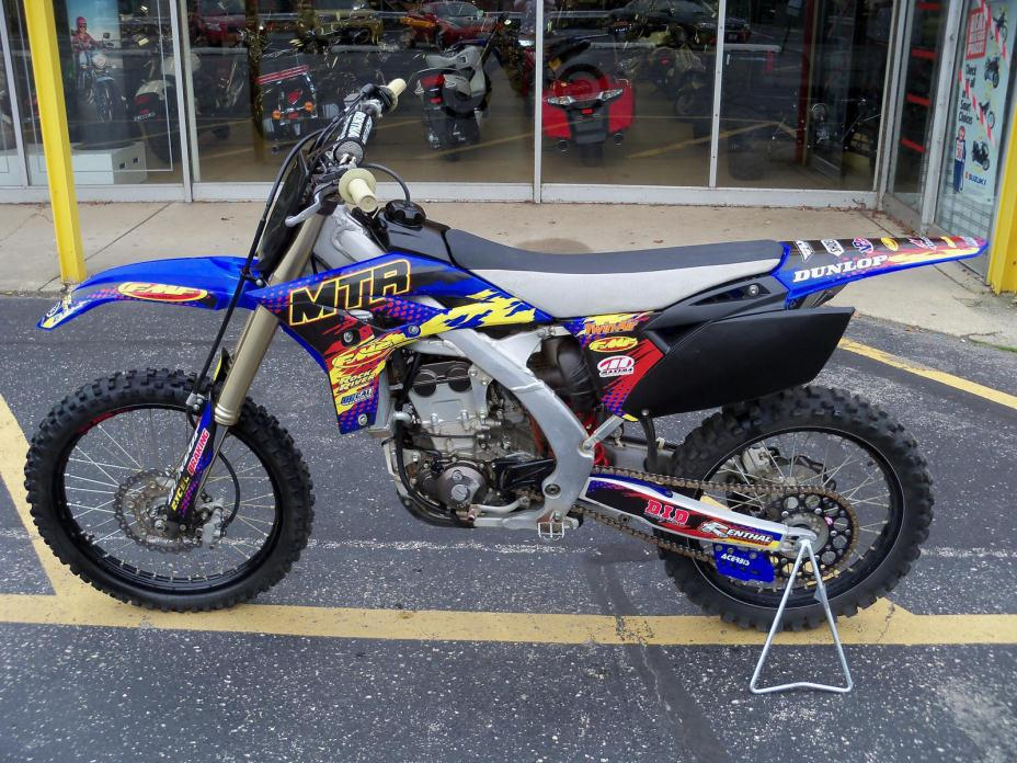 Competition motorcycles for sale in joliet illinois for Honda dealer joliet