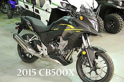 Honda : CBX NEW 2015 HONDA CB500X ADVENTURE BIKE 500X CB500 ONLY $5475.00 CALL ADAM TODAY