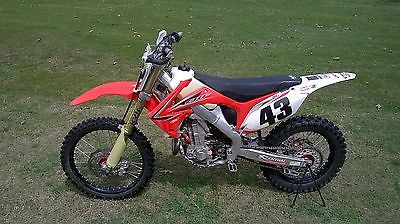 2009 Crf450r Motorcycles for sale