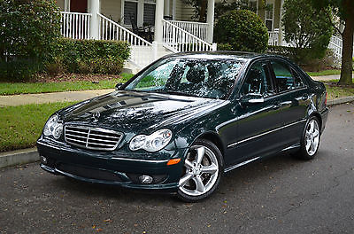 Mercedes benz c230 kompressor sport cars for sale for 2005 mercedes benz c230 kompressor