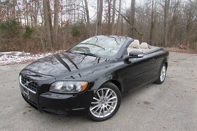 Volvo : C70 T5 2009 volvo c 70 convertible one owner super clean heated seats we finance