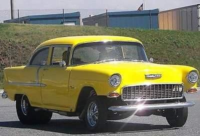 Chevrolet : Bel Air/150/210 1955 chevy belair