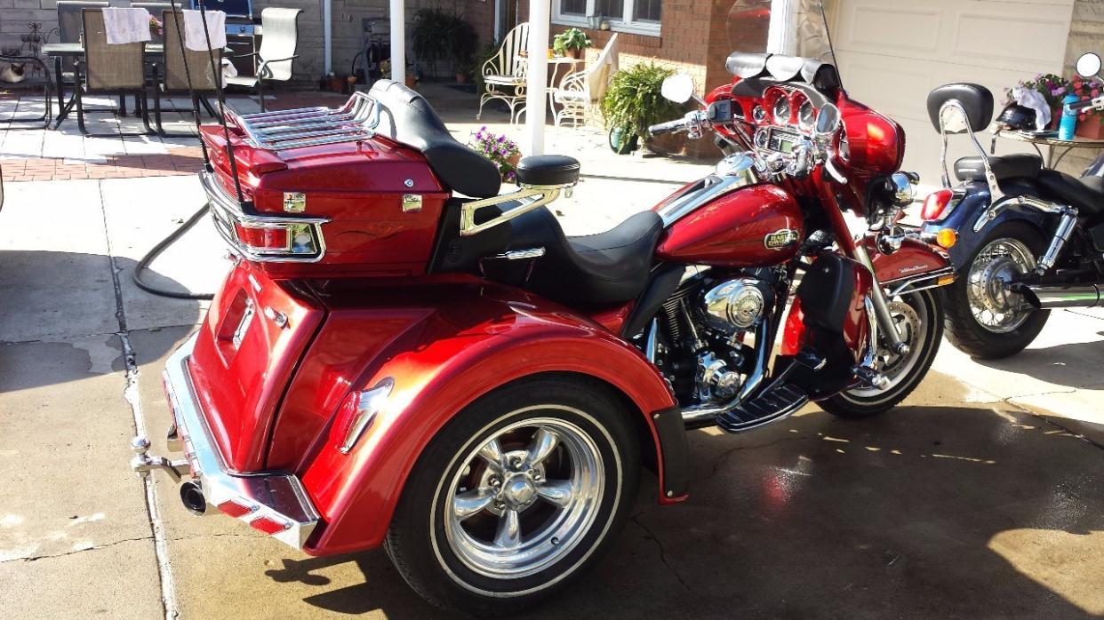 2008 Harley-Davidson Tri Glide ULTRA CLASSIC