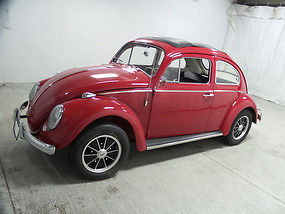 Volkswagen : Beetle - Classic CLASSIC BEETLE RARE FIND- FULLY RESTORED - CLASSIC BEETLE 1963 - ORIG MILES 76,419