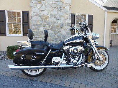 Harley-Davidson : Touring 2003 flhrci road king classic