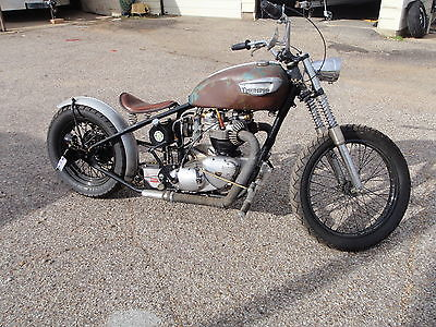 Triumph Bobber Motorcycles For Sale