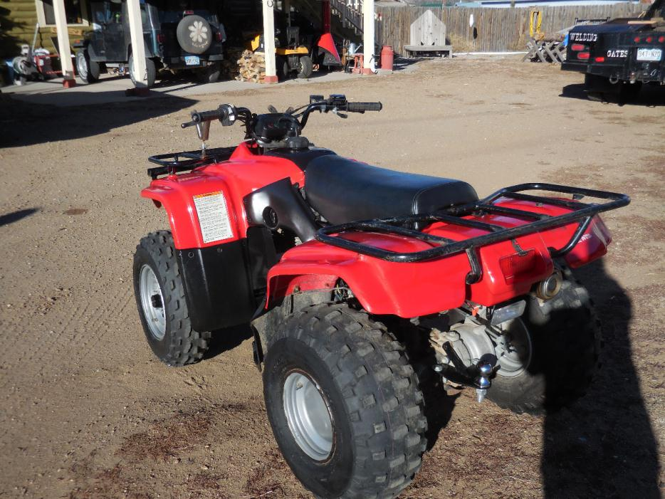 2009 Honda Big Red