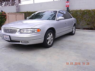 Buick : Regal LS Sedan 4-Door 2002 buick regal ls sedan 4 door 3.8 l