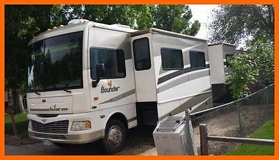 Fleetwood Bounder 34f Rvs For Sale