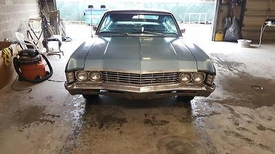 Chevrolet : Impala 1967 chevy impala, 1