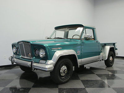Jeep gladiator cars for sale jeep other extremely rare 327 v8 updated r134 ac nicely restored publicscrutiny Image collections