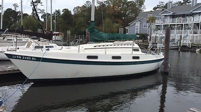 1976 Tanzer 26 Sailboat