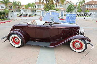 Ford : Other 1932 ford roadster hot rod
