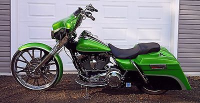 Harley-Davidson : Touring 2011 harley davidson road king touring low miles