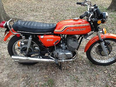 1972 Kawasaki Mach 3 Motorcycles for sale