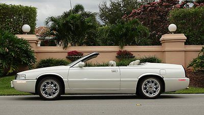 Cadillac : Eldorado ELDORADO TOURING CONVERTIBLE 2002 cadillac eldorado etc coach builders lmd hard boot convertible conversion