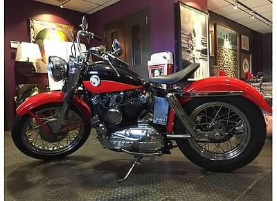 Harley-Davidson : Other 1957 harley davidson sportster