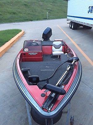 Javelin Bass Boat