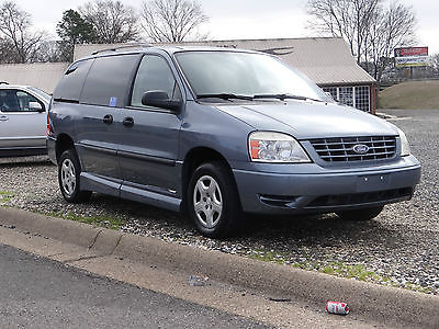 Ford : Freestar SE Mini Passenger Van 4-Door 2005 ford freestar se mini handicap van w power lift wheelchair ramp mobility