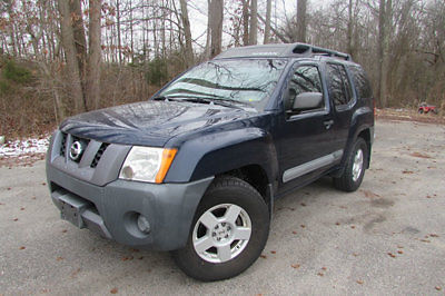 Nissan : Xterra 4dr S V6 Automatic 2WD 2006 nissan xterra s super clean best deal must see runs great we finance