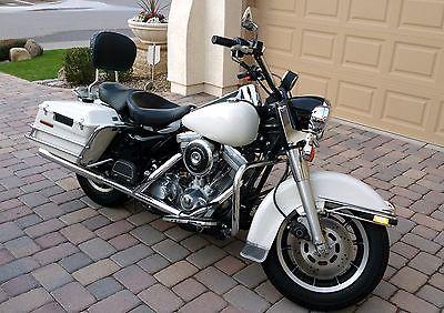 Harley Davidson Road King For Sale Mustang Ok >> Harley Davidson Road King Police Bike Flhp Motorcycles For Sale