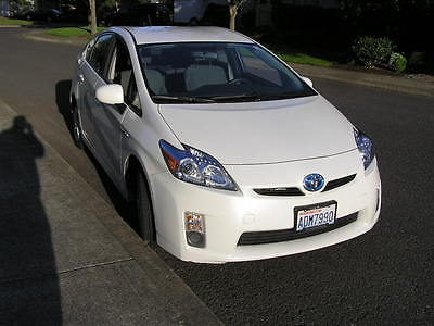 Toyota : Prius 2011 toyota prius one owner 60 k miles excellent clear title runs perfect