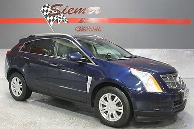 Cadillac : SRX Luxury Collection 2010 cadillac luxury collection