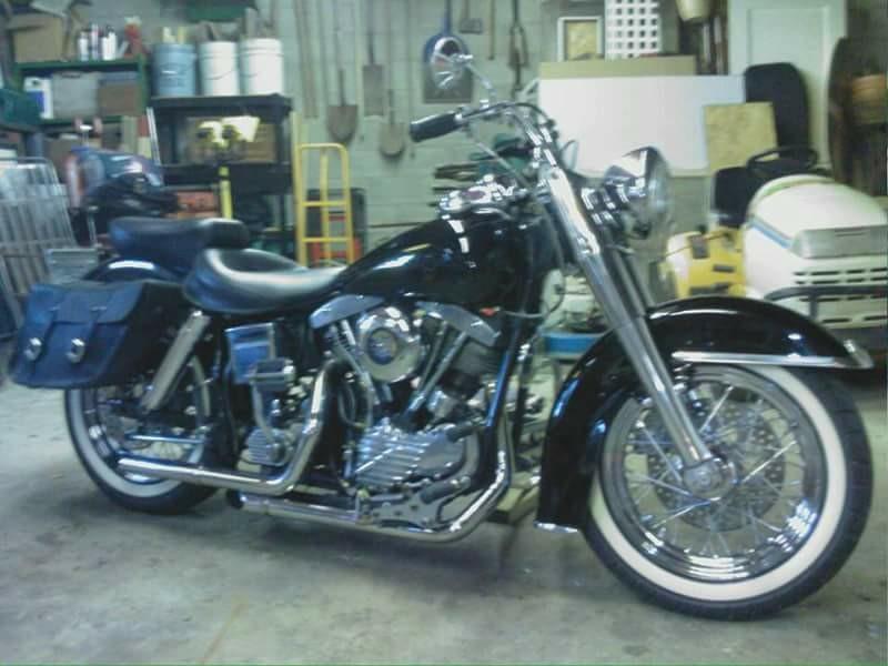 1981 Harley-Davidson Shovelhead