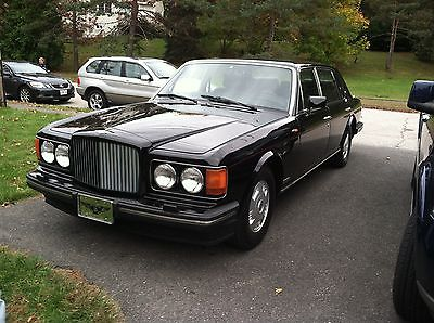 Bentley: Brooklands L - Long Wheel Base Brooklands L - Very RARE Long Wheel Base Model