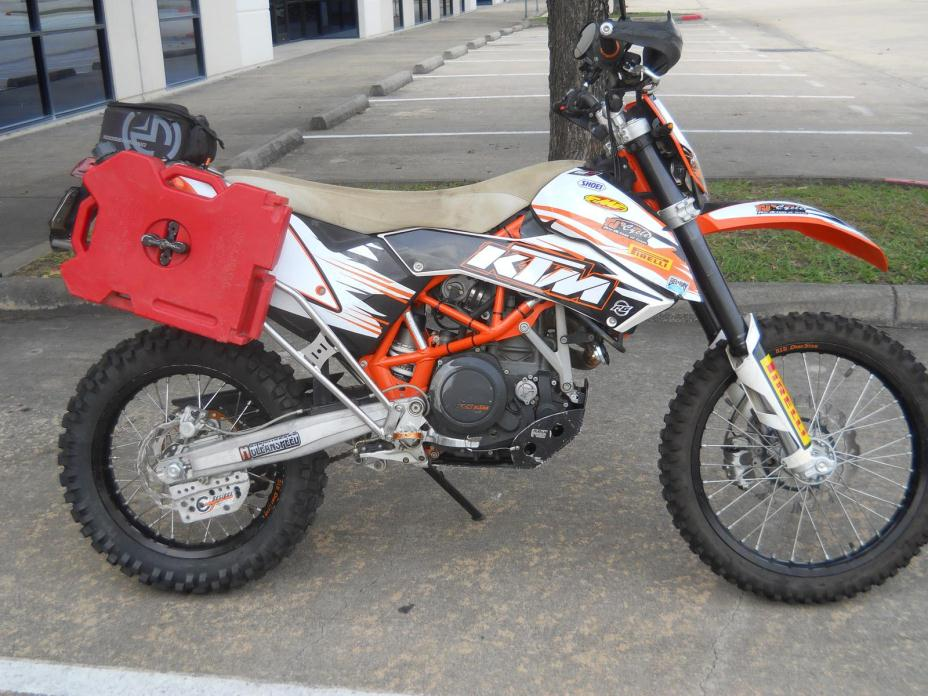 ktm 690 enduro motorcycles for sale in austin texas. Black Bedroom Furniture Sets. Home Design Ideas