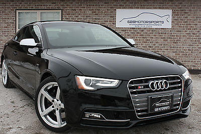 Audi : S5 3.0T quattro Prestige AWD 2dr Coupe 7A Coupe 2014 audi s 5 3.0 t quattro prestige awd 2 dr coupe 7 a automatic 7 speed awd v 6