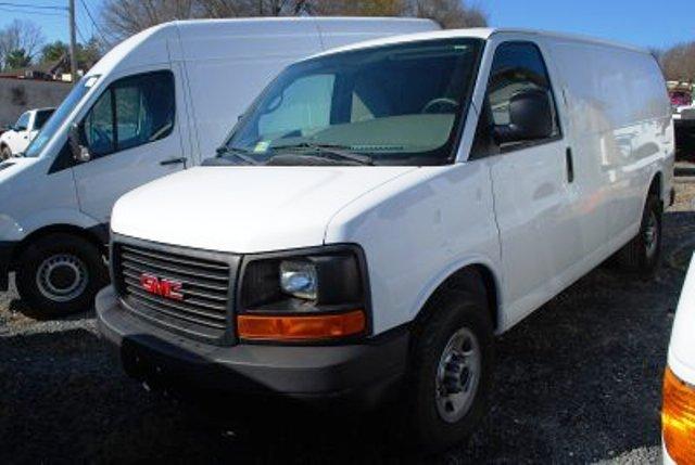 2011 Gmc Cargo Van