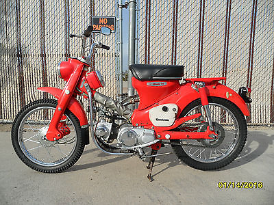 Honda : CT 1967 honda ct 90 trail 90 very clean