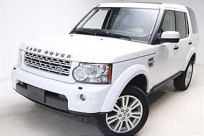 Land Rover: Range Rover HSE WE FINANCE! 2012 Land Rover LR4 AWD Sunroof Nav Heated Seats 1OWNER!!!