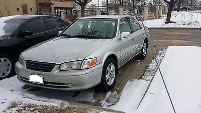 Toyota: Camry LE Toyota Camry 2001