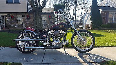 Custom Built Motorcycles: Bobber 2008 sucker punch sally